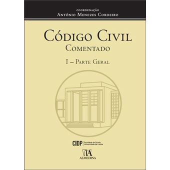 Código Civil Comentado I - Parte Geral - Cartonado