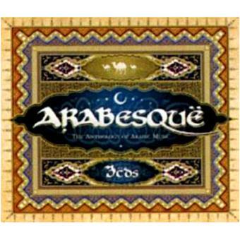 Arabesque: Anthology Of Arabian Music (3CD)