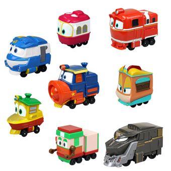 Robot Trains - Concentra - Envio Aleatório