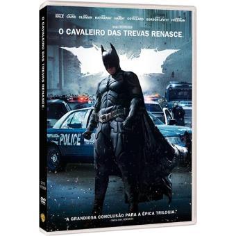 Batman: O Cavaleiro das Trevas Renasce (Edição Simples)