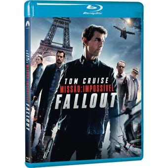 Missão Impossível: Fallout - Blu-ray