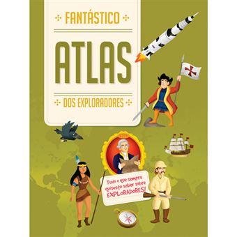 Fantástico Atlas dos Exploradores