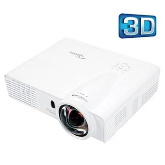 Optoma Videoprojector 3D GT760