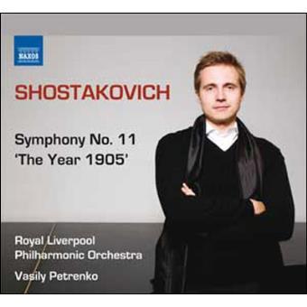 SHOSTAKOVICH-SYMPHONY N.11-1905