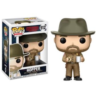 Funko POP TV: Stranger Things - Hopper - 512