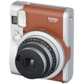 Fujifilm Instax Mini 90 Neo Classic (Castanho)
