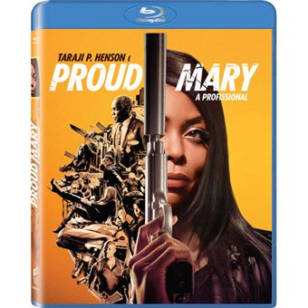 Proud Mary: A Profissional - Blu-ray