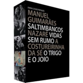Caixa Manuel Guimarães (5 Filmes)