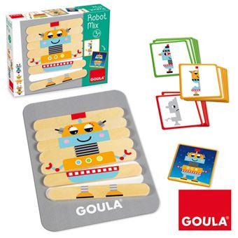 Robot Mix - Goula