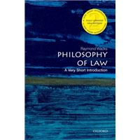 Philosophy of law: a very short int