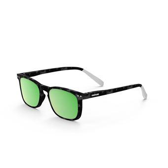 Óculos de Sol Pantone Three  - Preto Marmoreado Espelhado