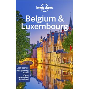 Lonely Planet - Belgium & Luxembourg