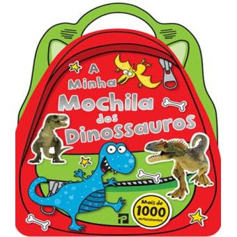 A Minha Mochila dos Dinossauros