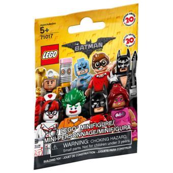 LEGO Minifiguras 71017 O Filme LEGO Batman - Envio Aleatório