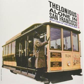 Alone in San Francisco - LP