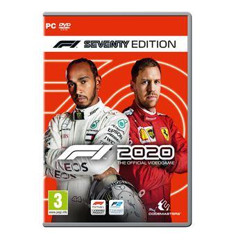 Formula 1 2020 - PC