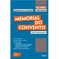 Resumos de Clássicos - Memorial do Convento