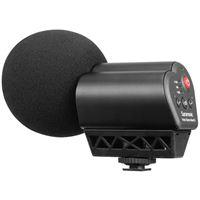 Microfone Saramonic Vmic Stereo Mark II