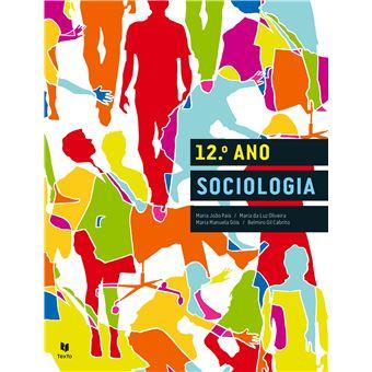Sociologia 12º Ano - Manual do Aluno
