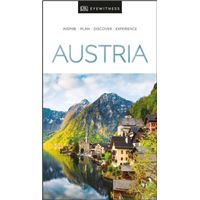 DK Eyewitness Austria - Travel Guide
