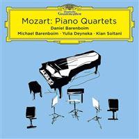 Mozart: Piano Quartets - CD