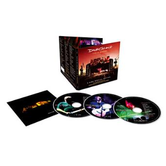 David Gilmour: Live In Gdansk (Limited Edition 2CD+DVD)