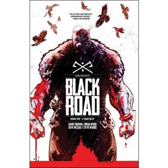 Black Road - Book 2: A Pagan Death