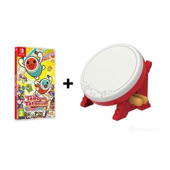 Pack Taiko No Tatsujin: Drum'n Fun! + Tambor - Nintendo Switch
