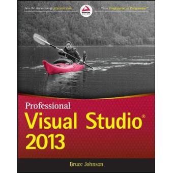 Visual Studio 2013 Ebook