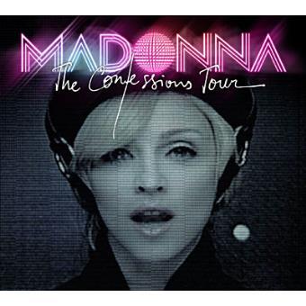 Madonna Confessions Tour Book