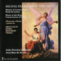 VARIOS-RECITAL PARA EL-REI D.FERNAN