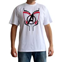 T-Shirt Marvel Avengers - Tamanho XL