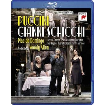 Puccini | Gianni Schicchi (BD)