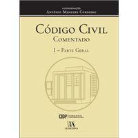 Código Civil Comentado I - Parte Geral - Capa mole