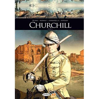Churchill - Livro 1