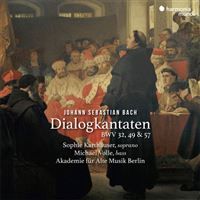 Bach: Dialogue Cantatas, BWV 32, 49 & 57 - CD