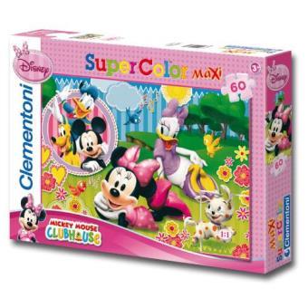 Puzzle Maxi Minnie (60 Peças)