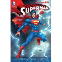 Superman Vol 2 Secrets & Lies