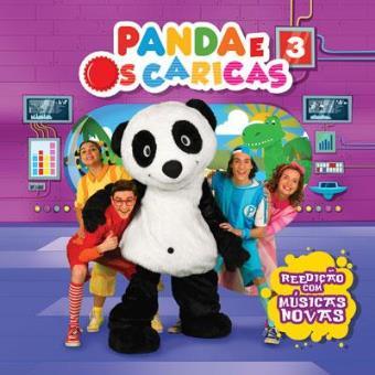 Panda e os Caricas 3 - Reedição - CD
