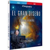 El Gran Diseño de Stephen Hawking (Blu-ray + DVD)
