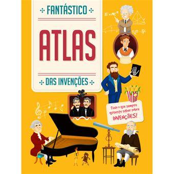Fantástico Atlas das Invenções