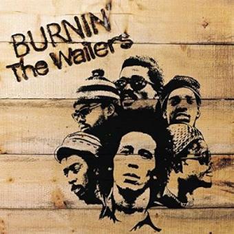Burnin' (LP)