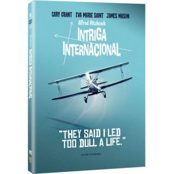 Intriga Internacional (DVD)