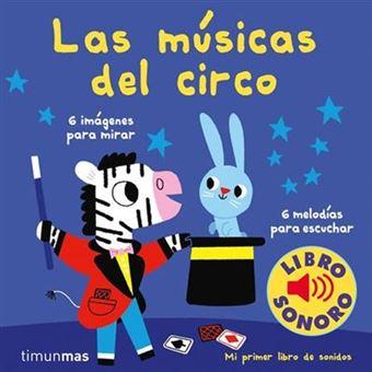 Las musicas del circo-mi primer lib