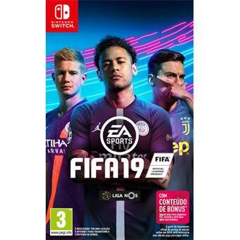 2414d11c61 FIFA 19 - Nintendo Switch - Compra jogos online na Fnac.pt