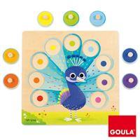 Puzzle Pavão Real - Goula