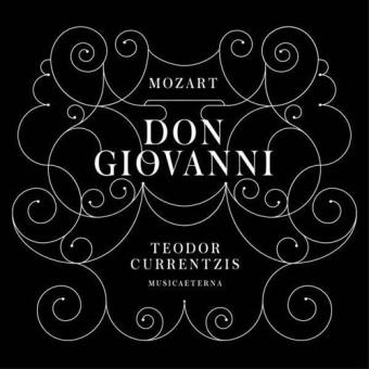 Mozart-don giovanni (4lp)