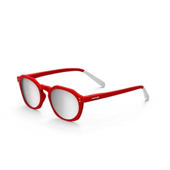 Óculos de Sol Pantone Five Vermelho Espelhado