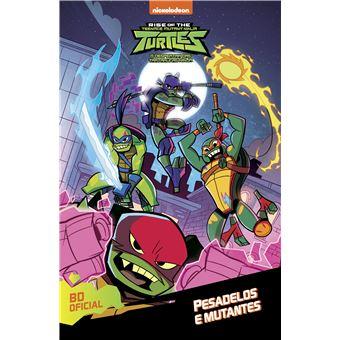 O Despertar das Tartarugas -  Pesadelos e Mutantes