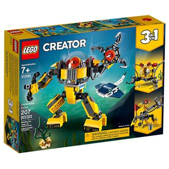 LEGO Creator 31090 Robô Subaquático